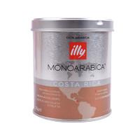 illy 意利 单种 纯味摩卡 咖啡粉 哥斯达黎加 125g