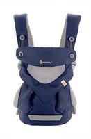 ergobaby BC360PNAVY 四式360婴儿背带  透气款 法式蓝