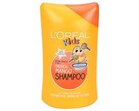 L'Oreal 欧莱雅 儿童2合1热带芒果洗发水 250毫升 6瓶装