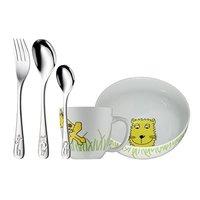 三十多元撸了一套WMF--福腾宝儿童卡通餐具晒单