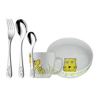 WMF 福腾宝 1200000010 儿童餐具5件套装 *2件 +凑单品