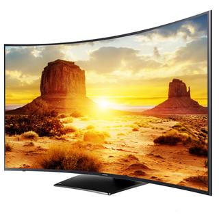 SAMSUNG 三星 UA55KUC31SJXXZ 55英寸 4K超高清 液晶电视