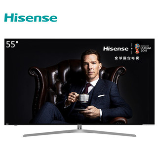Hisense 海信 H55E9A 55英寸 4K超高清 液晶电视