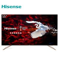 Hisense 海信 H55E7A 55英寸 4K超高清 液晶电视