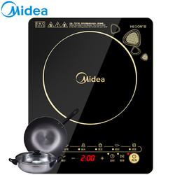 Midea 美的 C21-WK2102 电磁炉