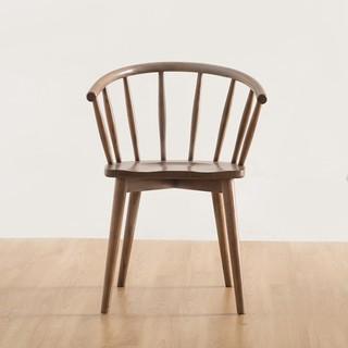 网易严选 原素系列 实木围椅 (两把)