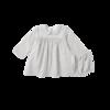 棉双层纱波点娃娃裙连衣裙(婴童) 49.5元
