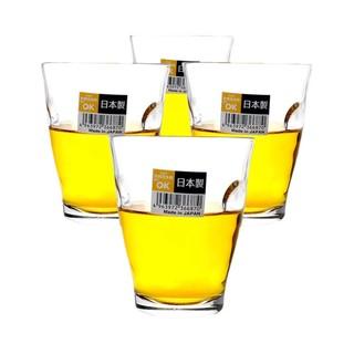浪漫樱花 高透水滴玻璃杯 4个装