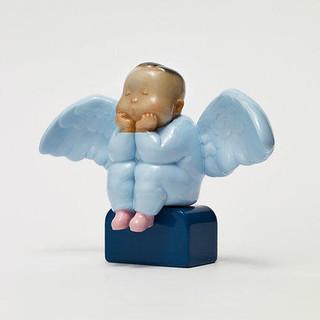 稀奇艺术 Mini系列 《天使比比》 桌面雕塑
