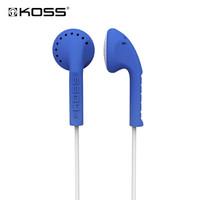 KOSS 高斯 KE10m 耳塞式耳机 (蓝色)