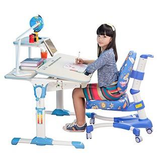 心家宜 M101_M208 手摇升降儿童学习桌椅组合