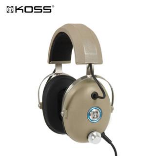 KOSS 高斯 PRO4AA 专业头戴监听耳机