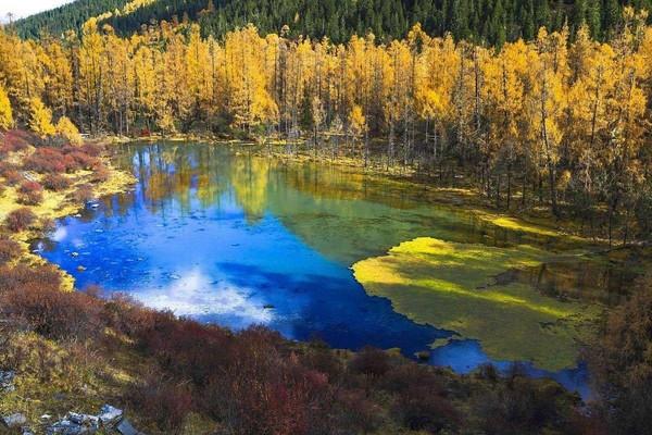 这几个地方的9月,藏着秋天最美的风景!