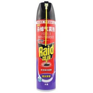 Raid 雷达 杀蟑气雾剂 600ml *7件