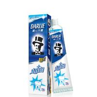 黑人(DARLIE)超白 牙膏 190g *8件
