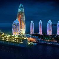 三亚湾凤凰岛酒店
