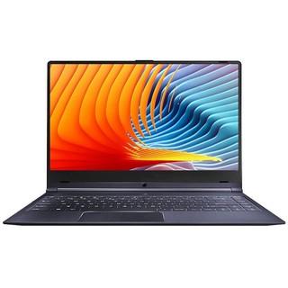 MECHREVO 机械革命 S1 14英寸笔记本电脑(i7-8550U、8GB、256GB、MX150)星空灰
