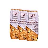 137 DEGREES ®核桃原味牛奶 180ml*3盒
