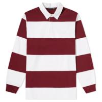 Acne Studios Nichols Striped 男士长袖橄榄球衫