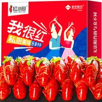 Sinoon Union 星农联合 红小厨 小龙虾 麻辣  4-6钱 34-50只 (净虾1kg)  1.8kg