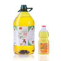 长青树葵花橄榄调和油4L 甘布大冒险定制 西班牙进口 *2件