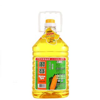 厨宝 玉米油 3.5L