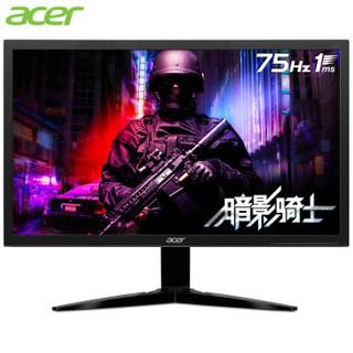 acer 宏碁 暗影骑士KG系列 电竞显示器