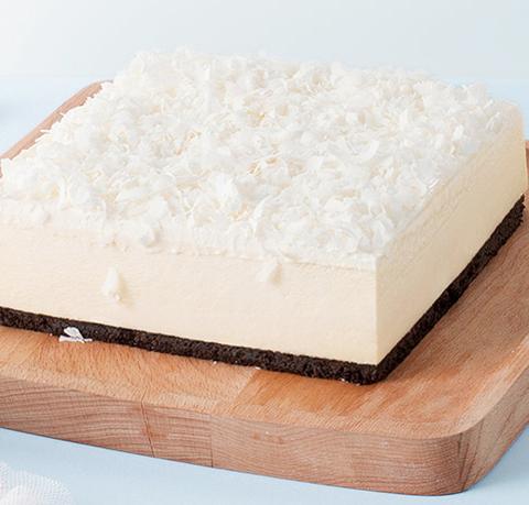 有券的上:Best Cake 贝思客 雪域牛乳芝士蛋糕 450g
