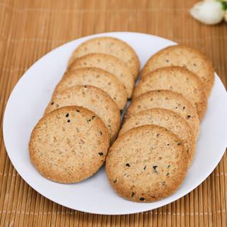 Nissin DIGITAL 日清 麦麸高纤维饼干 (360g、黑芝麻味)