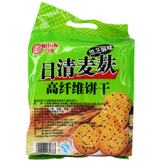Nissin DIGITAL 日清 麦麸高纤维饼干