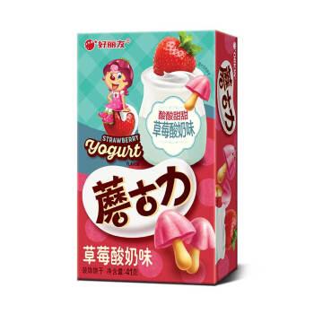 Orion 好丽友 蘑古力 (41g、草莓酸奶味)