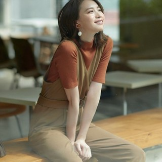 UNIQLO 优衣库 412729 女士高领T恤