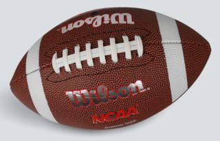 Wilson 威尔胜 橄榄球NFL比赛美式足球 6号