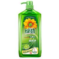 88VIP:绿劲 妈妈壹选 餐具净 柚子柠檬洗洁精 5.16kg  *4件