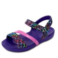 Crocs 卡骆驰 204030 儿童平底防滑凉鞋