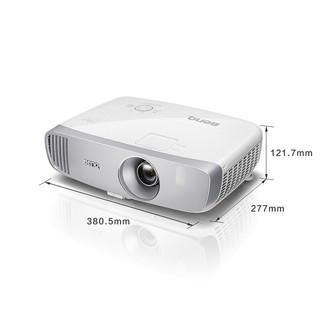 BenQ 明基 W1120 投影仪 (1080P、2200流明、40-300英寸)