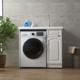 BKN 波凯尼 全实木洗衣机柜 1米 1379元包邮(多重优惠)