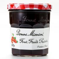 Bonne Maman 巧婆婆 四个水果混合果酱 370g