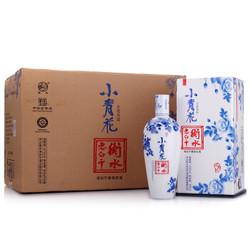 衡水老白干 白酒 小青花 老白干香型 41度 500ml*6瓶 整箱装