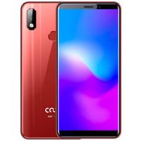 酷派(Coolpad) 酷玩7C 3GB 32GB全面屏 宝石红 双曲面炫彩玻璃 *2件