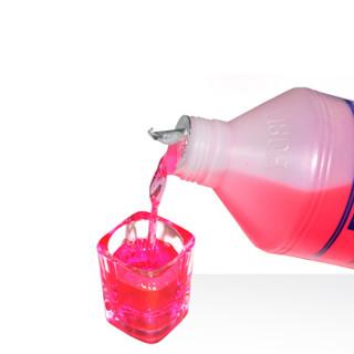 普速(PUSU)全能防锈防冻液 水箱宝 冷却液-35℃ 红色1.5kg 四季通用