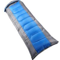 红色营地 户外加厚睡袋 2.3kg 蓝色