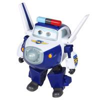 AULDEY 奥迪双钻 超级飞侠 710250 变形机器人-包警长