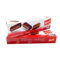 Wernli 万恩利 黑巧克力威化饼干 120g *10件