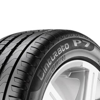 倍耐力(Pirelli)轮胎/汽车轮胎 245/45R18 100Y 新P7 Cinturato P7 AO KA  奥迪原厂认证 原配奥迪A6L/A4