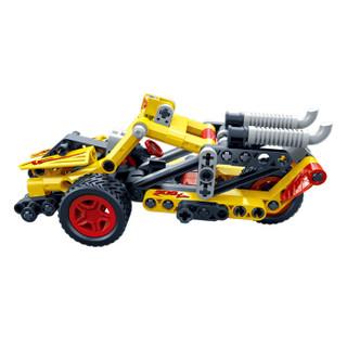 BanBao 邦宝 6967 益智拼插玩具-自由战鹰 108个小颗粒
