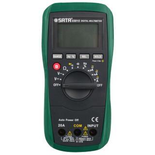SATA 世达 03015 电工测量表