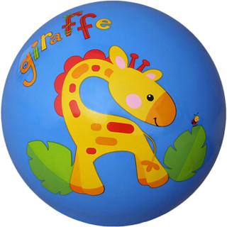 Fisher-Price 费雪 F0516H1 儿童拍拍球9寸(蓝色、赠送打气筒)