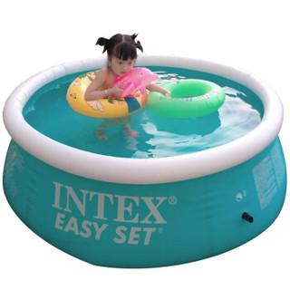INTEX 蝶形婴幼儿充气游泳池