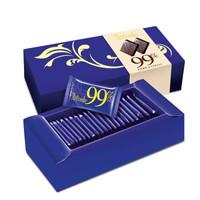 Alfredo 爱芙 99%香浓黑巧克力礼盒装 (100g)
